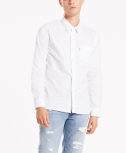 658240336 65824-0336 Sunset 1 Pocket Shirt White 17