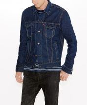 723340147 72334-0147 The Trucker Jacket Conifer