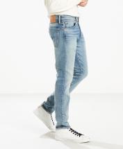 055100703 05510-0703 510 Skinny Rivercreek Med Wash Slight Knee Burst