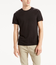 821760003 82176-0003 Slim Fit Tees (2-pack) Black